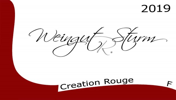 2019 Creation Rouge F