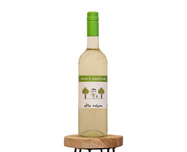 2019 Alte Reben F Weinflasche