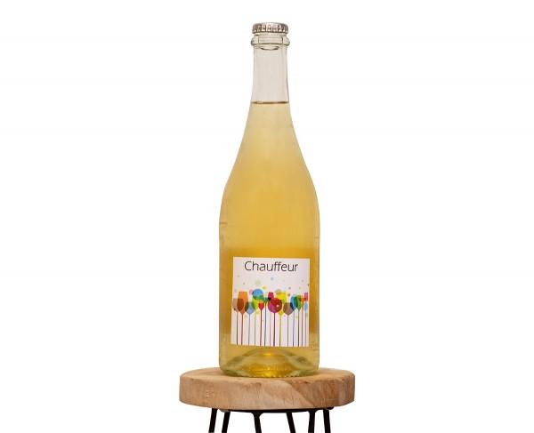 Chauffeur Traubensaftsecco Weinflasche